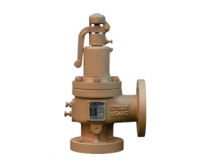 SAFETY RELIEF VALVE CONVENTIONAL TYPE